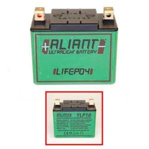 Batteria litio ALIANT YLP10