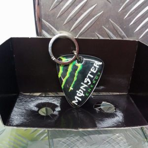 portachiavi monster energy,